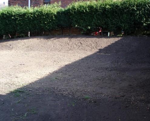 Prepared Ground